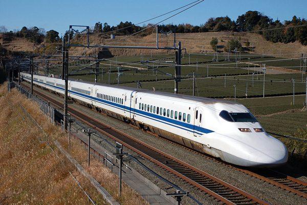 Shinkansen alias kereta supercepat - Ilustrasi/en.wikipedia.org