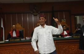 Hercules Divonis 8 Bulan Penjara, Lebih Rendah dari Tuntutan Jaksa