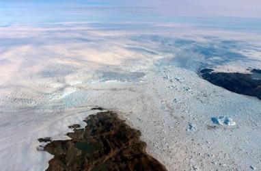 Anomali, Daratan Es di Greenland Justru Semakin Luas