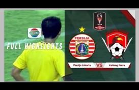 Piala Presiden: Persija vs Kalteng Putra 1-1. Kalteng Unggul Adu Penalti 4-3, Persija Terhenti. Ini Videonya