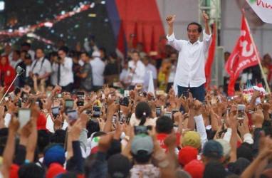 Safari ke Balikpapan, Jokowi Ingin Pasokan Air Bersih Warga Lancar