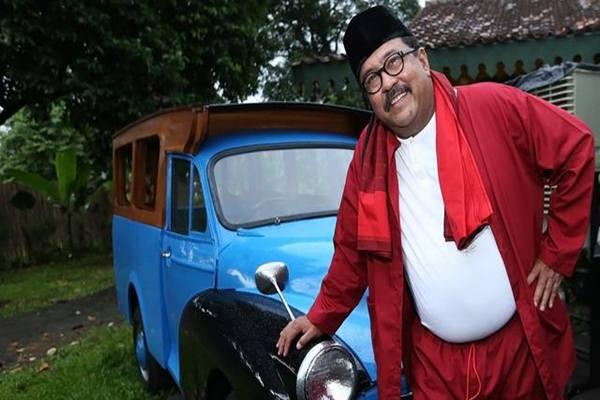 Rano Karno dan Opelet Si Doel Anak Sekolahan - Istimewa