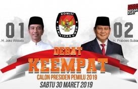 Survei CSIS : Elektabilitas Jokowi-Maruf dan Prabowo Sandi Berselisih 18 Persen