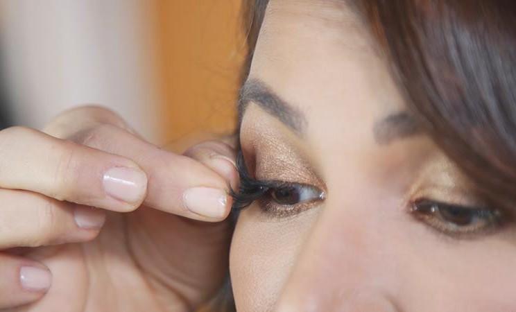 Bulu mata palsu - Istimewa
