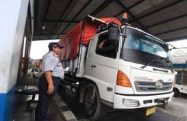 Ada Tol Trans-Jawa, Truk Barang Hindari Jembatan Timbang Batang