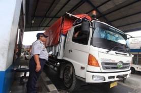 Ada Tol Trans-Jawa, Truk Barang Hindari Jembatan Timbang…