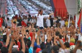 Jokowi Gelar Kampanye Terbuka di BSCC Dome