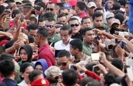 Pendukung Jokowi Optimis Menang di Kaltim