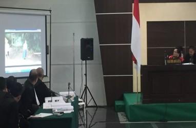 Video Penganiayaan Bahar bin Smith Atas 2 Korban Diputar di Persidangan