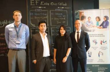 EF English Centers for Adults meluncurkan Career Track