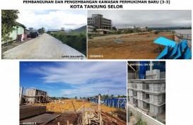 Pembangunan Kota Baru Mandiri Tanjung Selor Seluas 800 Hektare Dipercepat