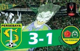 Piala Presiden: Persebaya Tekuk Tira Persikabo 3-1, Di Semifinal Derby Jatim. Ini Videonya