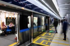 Gratis 4 Hari, MRT Angkut 332 Ribu Penumpang