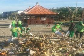 Earth Hour 2019, The Nusa Dua Bersih-bersih Kawasan…