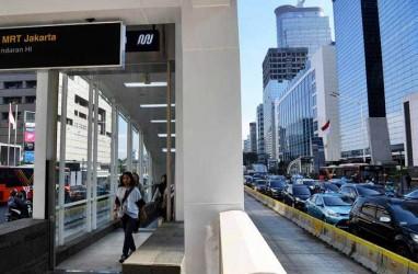 Akhir Pekan, Penumpang MRT Diperkirakan 130 Ribu Orang