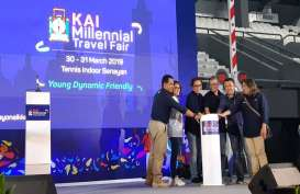 Sasar Kaum Muda, KAI Gelar KAI Millennial Travel Fair