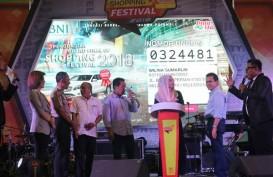 Duta Mall Banjarmasin Serahkan Mercedes Benz GLA kepada Pemenang Shopping Mall Festival