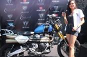 MOTOR BESAR : Triumph Targetkan Penjualan Tumbuh 10 Persen