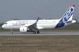 Airbus Terbaru Milik Batik Air Tiba dari Prancis