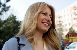Inilah Zuzana Caputova, Perempuan Pertama Pemenang Pilpres Slovakia