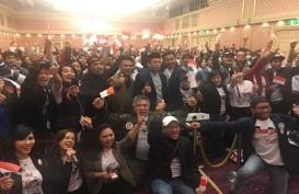 WNI di Nagoya Deklarasi Menangkan Jokowi-Amin