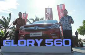 Almaz & Glory 560 Hadir, Ini Tanggapan Toyota & Mitsubishi