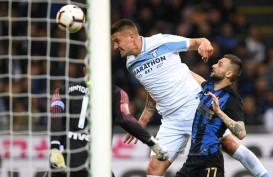 Masih Tanpa Icardi, Inter Disikat Lazio di San Siro