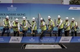 Apartemen Tamansari Skyhive Cawang Mulai Groundbreaking