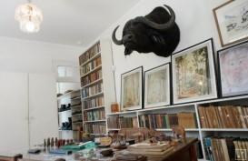 Karya Penulis Hemingway Diabadikan di Kuba