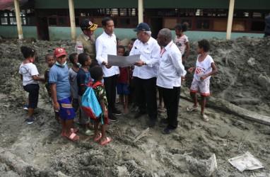 Kondisi Terkini Dampak Banjir Sentani, Ini Kata Gubernur Lukas