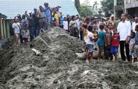 Presiden Jokowi : Pemerintah Cari Lahan untuk Relokasi Korban Banjir di Sentani