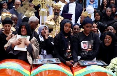 Ethiopia Siap Rilis Laporan Awal Kecelakaan Pesawat Ethiopian Airlines