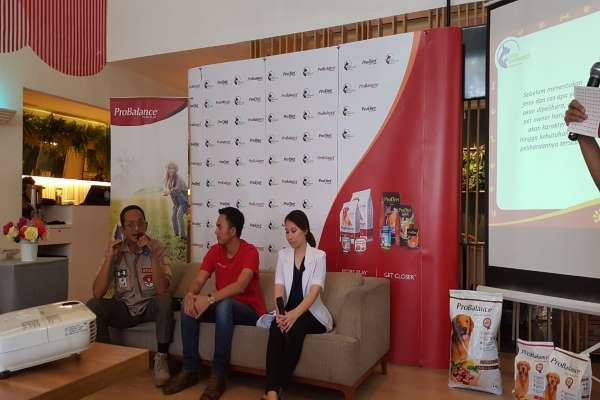 Diskusi Media ProBalance, di Jakarta, Senin (4/1/2019) - Bisnis.com/Denis Riantiza M