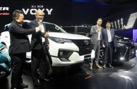 EKSPOR SUV : Toyota Fortuner Juara, Rush Berkontribusi Positif