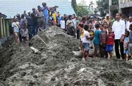 BANJIR SENTANI : Kementerian PUPR Akan Bangun Sabo Dam