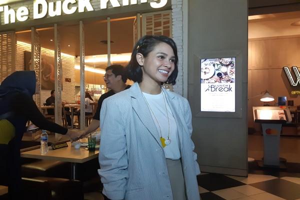 Penyanyi Andien Aisyah - JIBI/Syaiful Millah