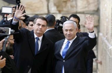 Kunjungan Presiden Brasil ke Yerusalem Timur Picu Kemarahan Palestina