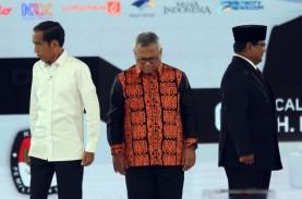 DPR : Hentikan Kampanye Hitam, Jokowi & Prabowo Sama-sama…
