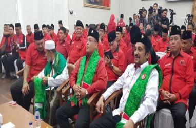 Prabowo Disinggung Saat Sejumlah Pemuka Agama & Purnawirawan Gabung PDIP