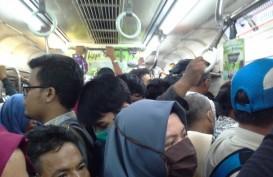 Alami Gangguan, Commuter Line Bekasi Hanya Sampai Cakung