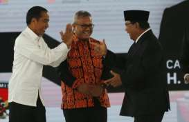 Denny JA Berkicau : Jokowi di Ambang Periode Kedua, Ini 5 Alasannya