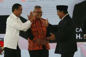 Denny JA Berkicau : Jokowi di Ambang Periode Kedua,…