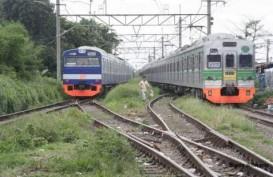 Gangguan KRL Bekasi, Ada Rel Patah Antara Stasiun Cakung - Bekasi