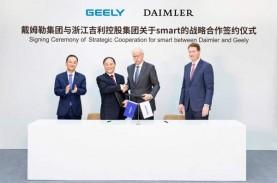 5 Terpopuler Otomotif, Daimler bersama Geely Bentuk…