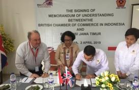 Genjot Perdagangan, Ginsi Jatim Gandeng British Chamber