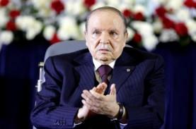 Presiden Aljazair Akhirnya Mundur