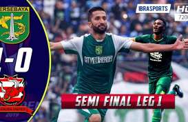 Semifinal Piala Presiden: Persebaya vs Madura United Skor Akhir 1-0. Ini Video Streamingnya