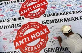Rudiantara : Kasus Hoax Jelang Pemilu Tumbuh 18 Kali Lipat