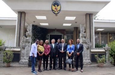 Wartawan Ethiopia Ingin Kerja Sama Dengan Media di Indonesia