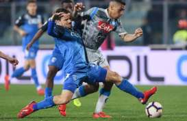 Napoli Kalah 1-2 Dari Empoli